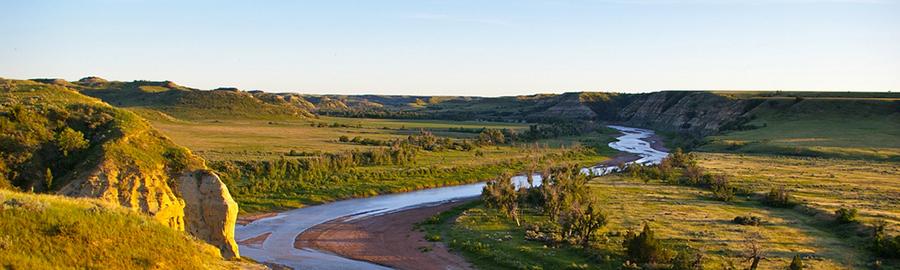 North Dakota - Little Missouri River